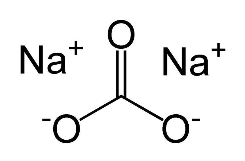 Carbonato de sodio anhidro puro min. 99% (Na2CO3) - 1 kg