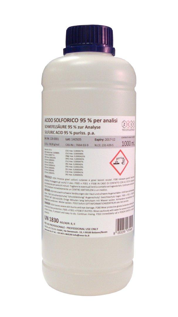 magnesium and sulphic acid essay