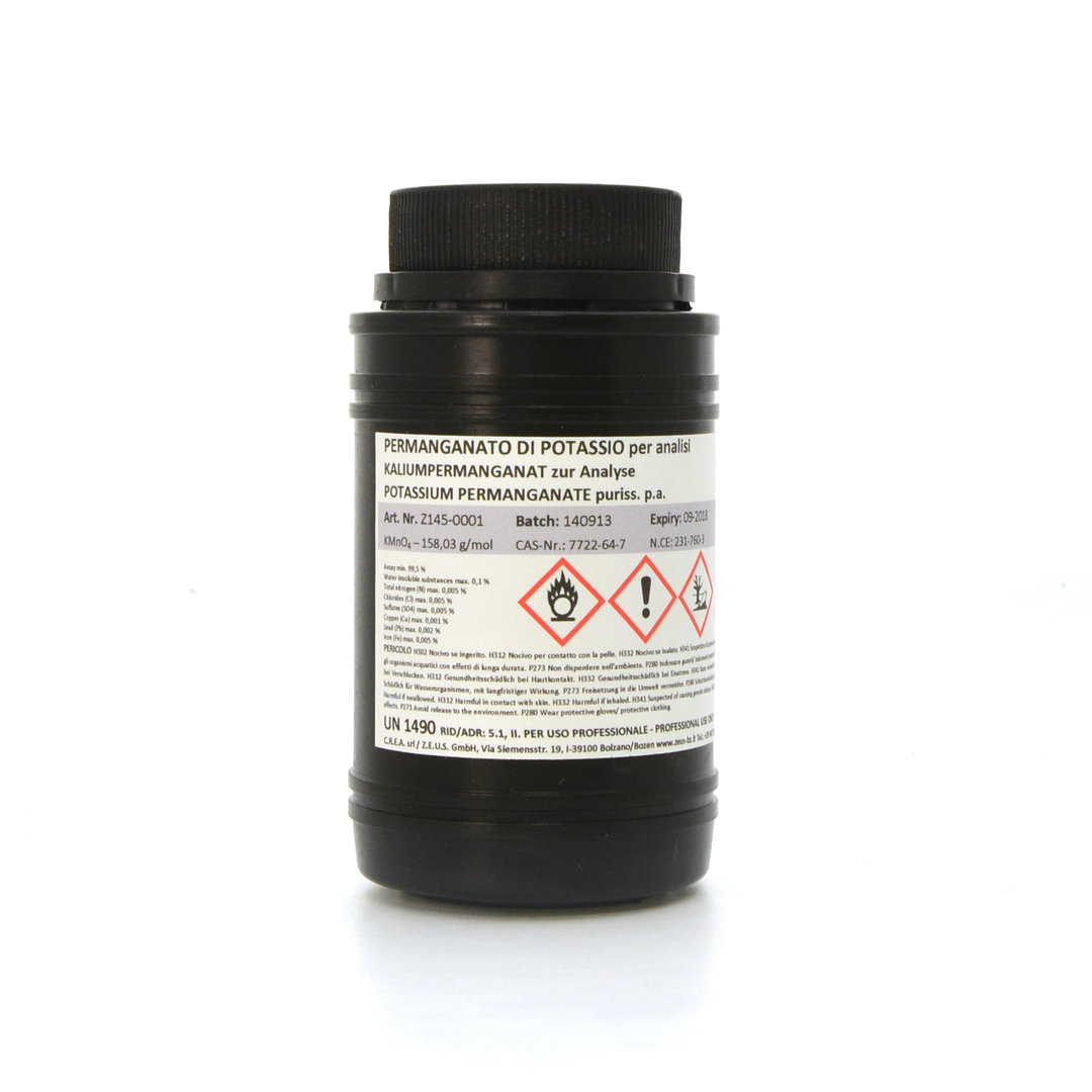 Potassium Permanganate Puriss P A Kmno4 Buy Online