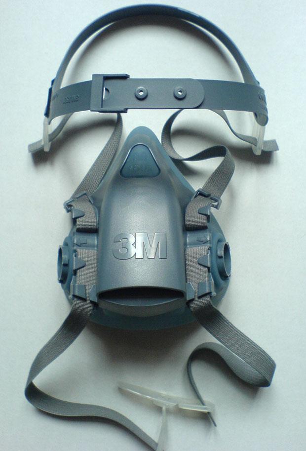 3m maschera 7500