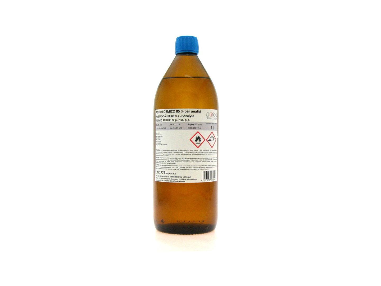 CH2O2 Mín 1 Litro en Hdpe-Flasche Ácido Fórmico Técnicamente 85/%