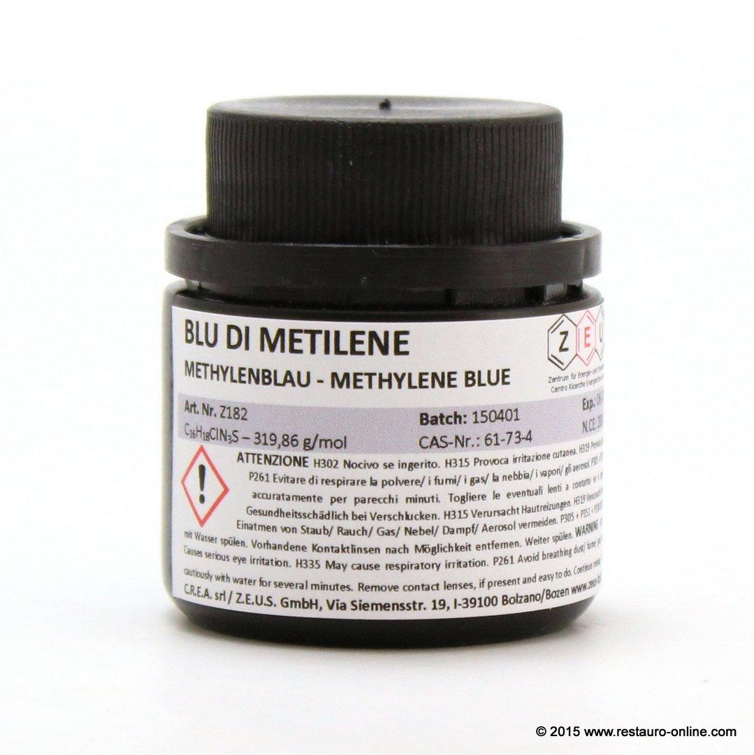 blu di metilene 10 g vendita