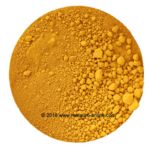 Synthetic iron oxide medium yellow - 25 kg