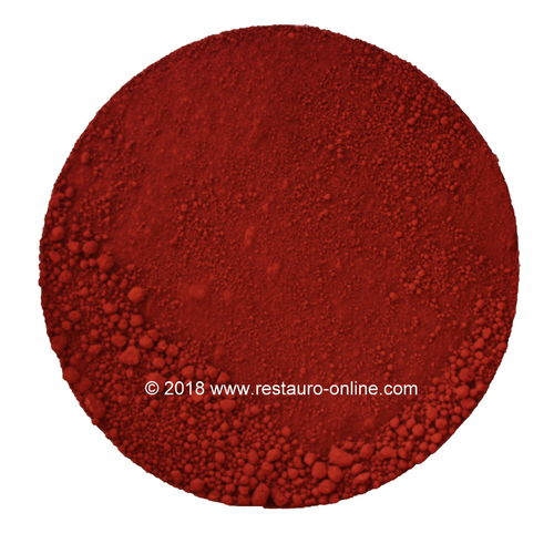 Synthetic iron oxide red - 25 kg