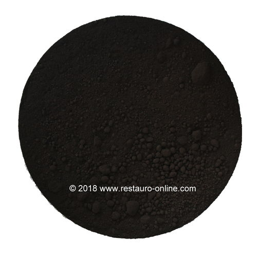 Synthetic iron oxide black - 25 kg