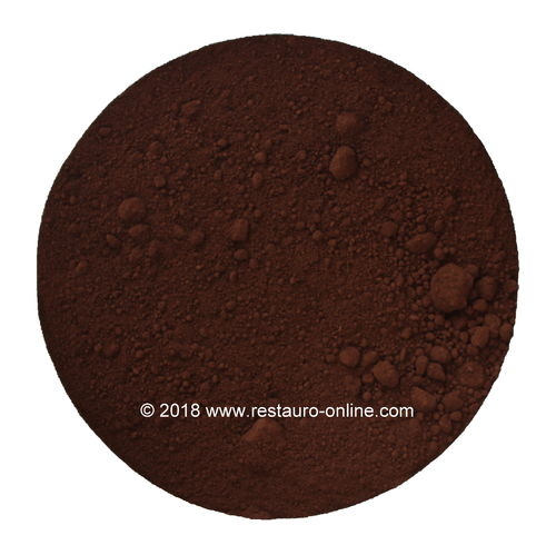 Synthetic iron oxide brown - 25 kg